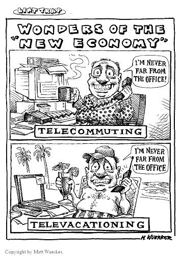 Matt Wuerker  Matt Wuerker's Editorial Cartoons 2002-12-10 office