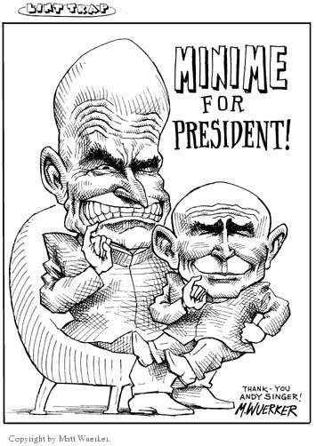 Cartoonist Matt Wuerker  Matt Wuerker's Editorial Cartoons 2003-02-25 singer