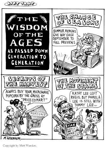 Cartoonist Matt Wuerker  Matt Wuerker's Editorial Cartoons 2002-03-11 left