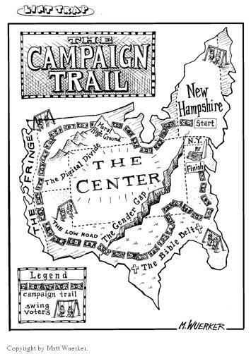 Cartoonist Matt Wuerker  Matt Wuerker's Editorial Cartoons 2002-03-25 drive