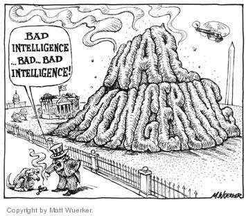 Cartoonist Matt Wuerker  Matt Wuerker's Editorial Cartoons 2004-02-05 Iraq war