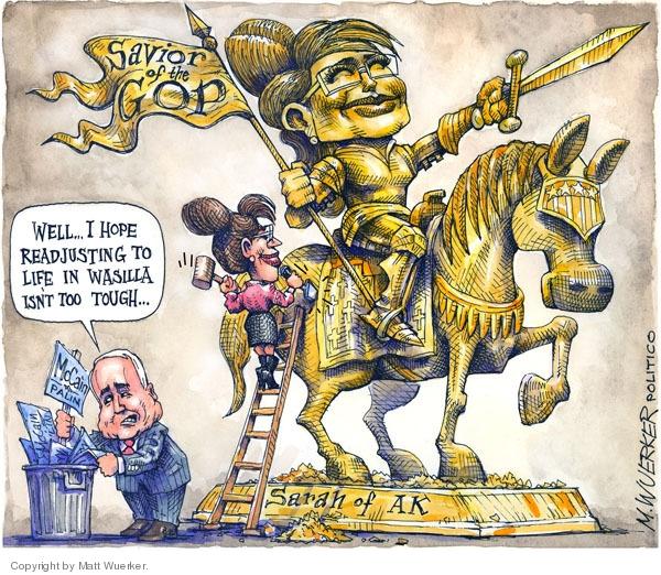 Matt Wuerker  Matt Wuerker's Editorial Cartoons 2008-11-07 2008 election