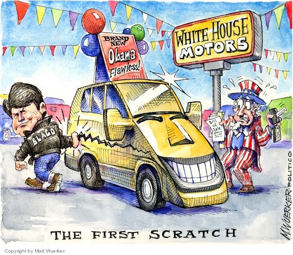 Matt Wuerker  Matt Wuerker's Editorial Cartoons 2008-12-16 corruption