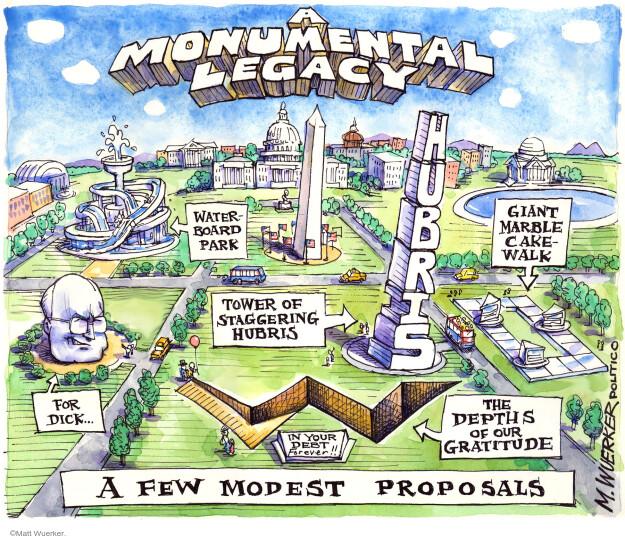 Matt Wuerker  Matt Wuerker's Editorial Cartoons 2009-01-15 Presidency