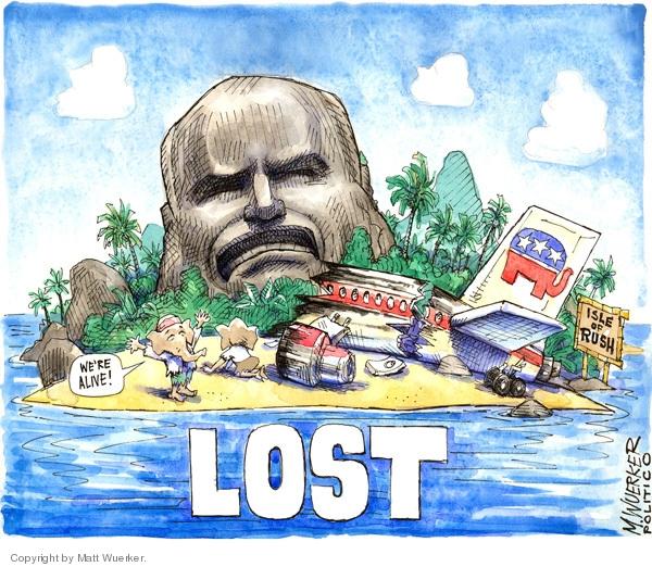 Cartoonist Matt Wuerker  Matt Wuerker's Editorial Cartoons 2009-02-10 television show
