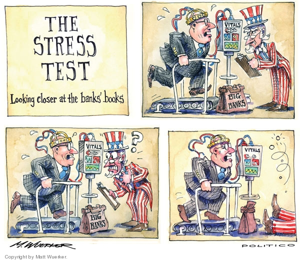Cartoonist Matt Wuerker  Matt Wuerker's Editorial Cartoons 2009-03-11 book