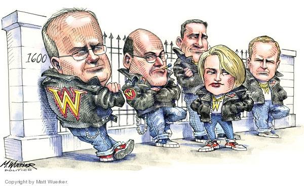 Matt Wuerker  Matt Wuerker's Editorial Cartoons 2009-03-12 Presidency