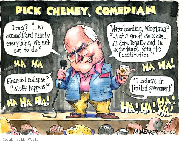 Cartoonist Matt Wuerker  Matt Wuerker's Editorial Cartoons 2009-03-17 government