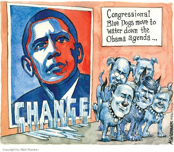 Cartoonist Matt Wuerker  Matt Wuerker's Editorial Cartoons 2009-03-26 president