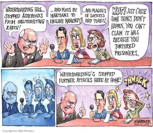 Cartoonist Matt Wuerker  Matt Wuerker's Editorial Cartoons 2009-04-27 president
