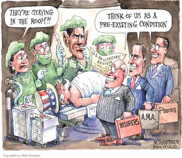 Cartoonist Matt Wuerker  Matt Wuerker's Editorial Cartoons 2009-05-14 president