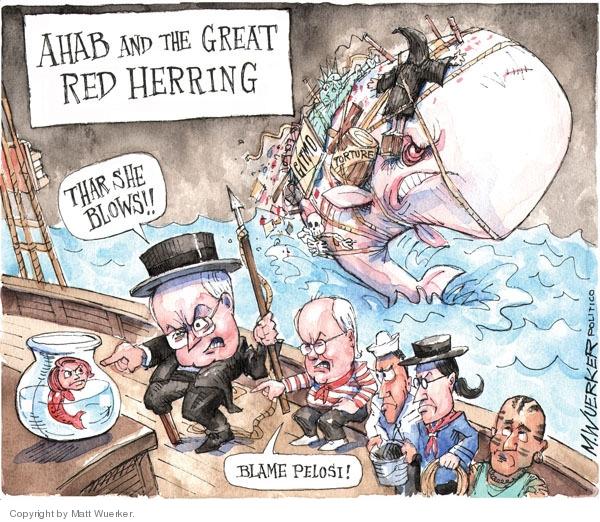 Cartoonist Matt Wuerker  Matt Wuerker's Editorial Cartoons 2009-05-18 president