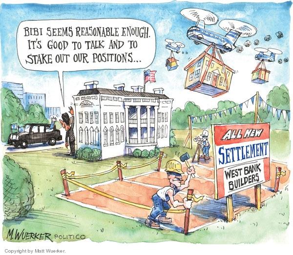 Cartoonist Matt Wuerker  Matt Wuerker's Editorial Cartoons 2009-05-20 president