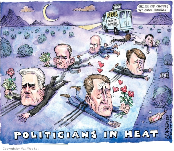 Matt Wuerker  Matt Wuerker's Editorial Cartoons 2009-07-21 coverage