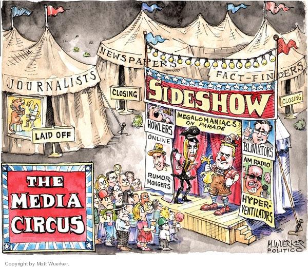 Matt Wuerker  Matt Wuerker's Editorial Cartoons 2009-08-04 parade