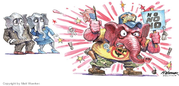 Matt Wuerker  Matt Wuerker's Editorial Cartoons 2009-09-14 opposition