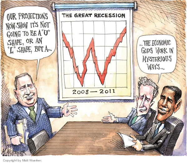 Cartoonist Matt Wuerker  Matt Wuerker's Editorial Cartoons 2009-10-14 God