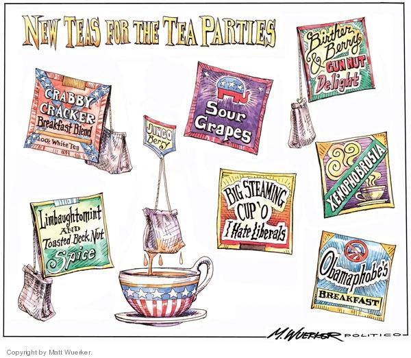 Matt Wuerker  Matt Wuerker's Editorial Cartoons 2009-10-21 blend