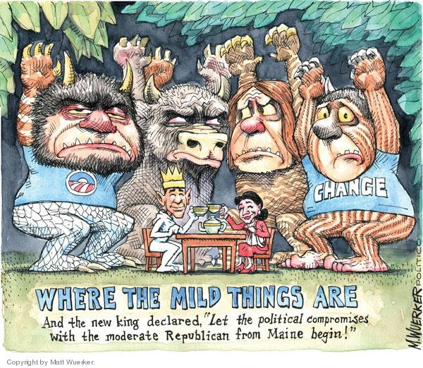 Cartoonist Matt Wuerker  Matt Wuerker's Editorial Cartoons 2009-10-28 congress health care