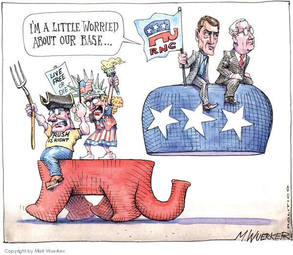 Cartoonist Matt Wuerker  Matt Wuerker's Editorial Cartoons 2009-11-05 faction