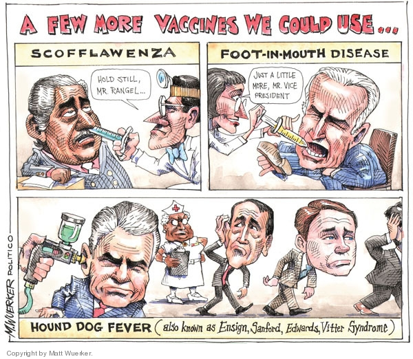 Matt Wuerker  Matt Wuerker's Editorial Cartoons 2009-11-16 Joe Biden