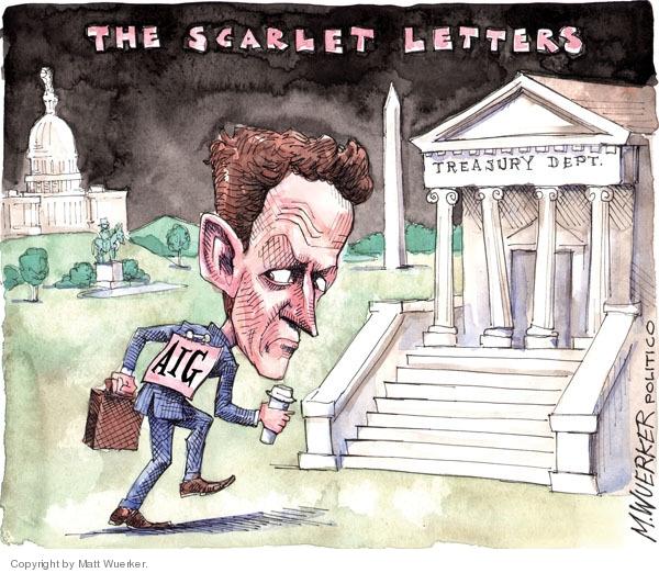 Matt Wuerker  Matt Wuerker's Editorial Cartoons 2009-11-18 letter