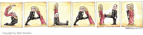 Matt Wuerker  Matt Wuerker's Editorial Cartoons 2009-12-10 letter