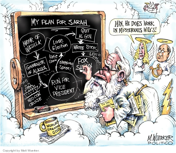Matt Wuerker  Matt Wuerker's Editorial Cartoons 2010-01-19 Fox News