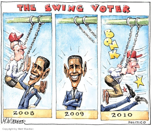 Cartoonist Matt Wuerker  Matt Wuerker's Editorial Cartoons 2010-01-20 president