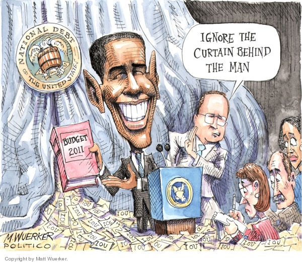 Cartoonist Matt Wuerker  Matt Wuerker's Editorial Cartoons 2010-02-02 president
