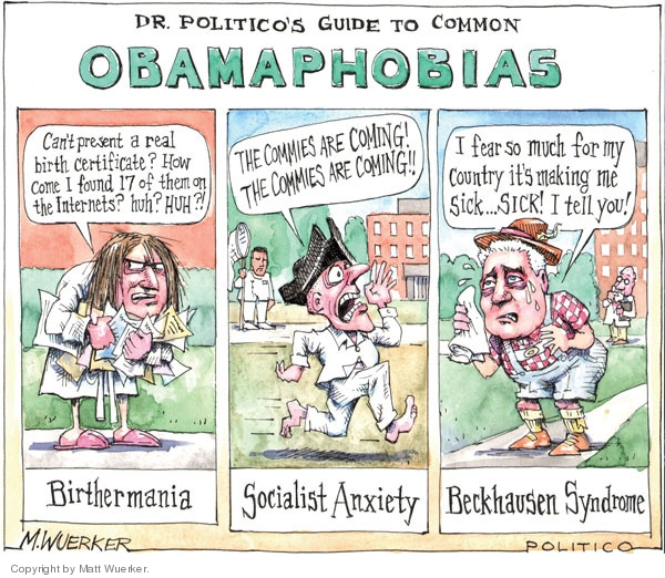 Cartoonist Matt Wuerker  Matt Wuerker's Editorial Cartoons 2010-02-04 commie