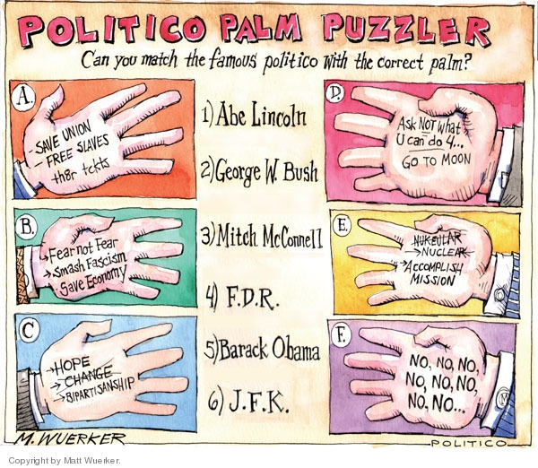 Cartoonist Matt Wuerker  Matt Wuerker's Editorial Cartoons 2010-02-11 depression economy