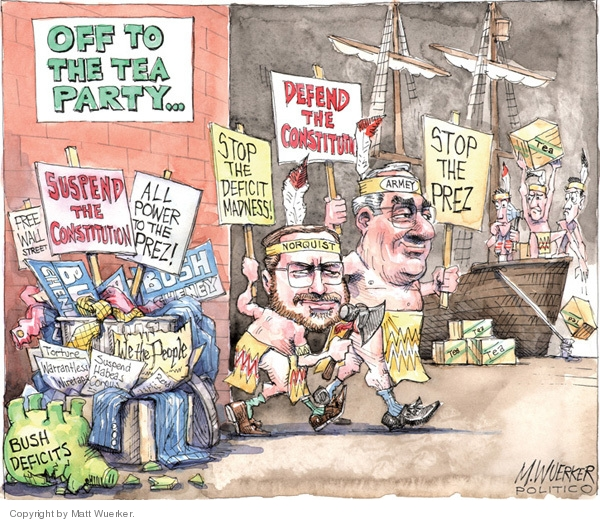 Matt Wuerker  Matt Wuerker's Editorial Cartoons 2010-02-22 Republican opposition