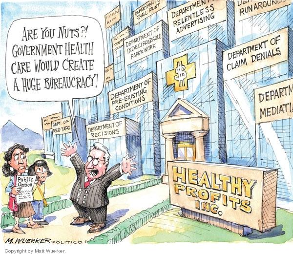 Matt Wuerker  Matt Wuerker's Editorial Cartoons 2010-02-25 health care reform