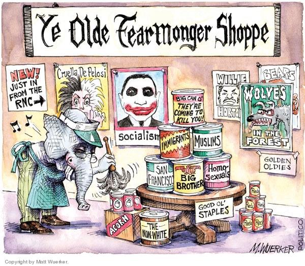 Matt Wuerker  Matt Wuerker's Editorial Cartoons 2010-03-08 racism