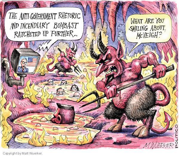 Cartoonist Matt Wuerker  Matt Wuerker's Editorial Cartoons 2010-04-19 government