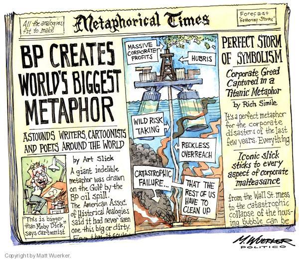 Matt Wuerker  Matt Wuerker's Editorial Cartoons 2010-05-05 historical