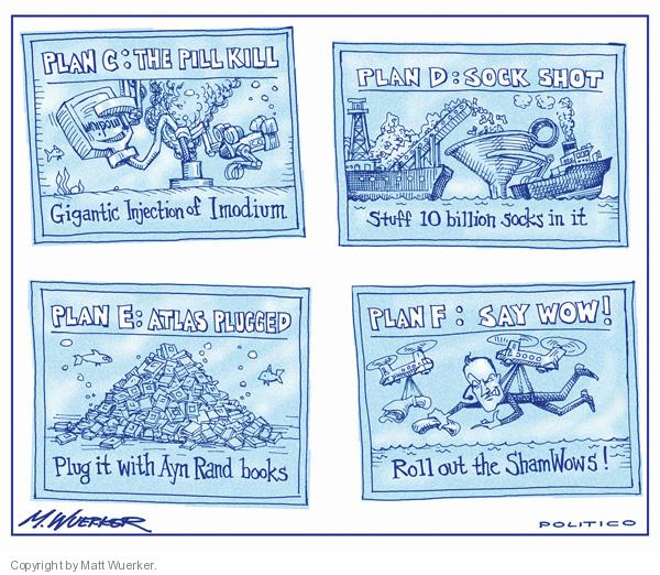 Cartoonist Matt Wuerker  Matt Wuerker's Editorial Cartoons 2010-06-03 roll
