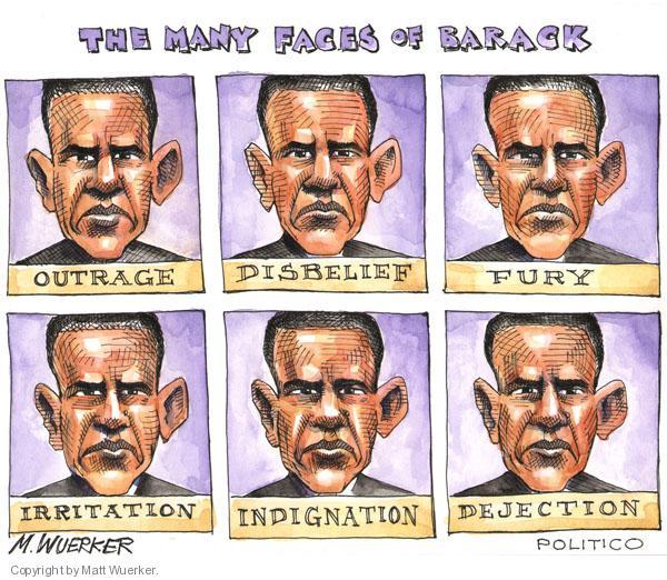 Cartoonist Matt Wuerker  Matt Wuerker's Editorial Cartoons 2010-06-09 president