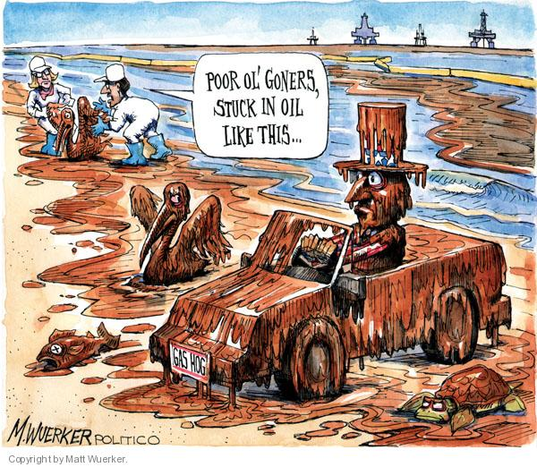 Matt Wuerker  Matt Wuerker's Editorial Cartoons 2010-06-28 environment