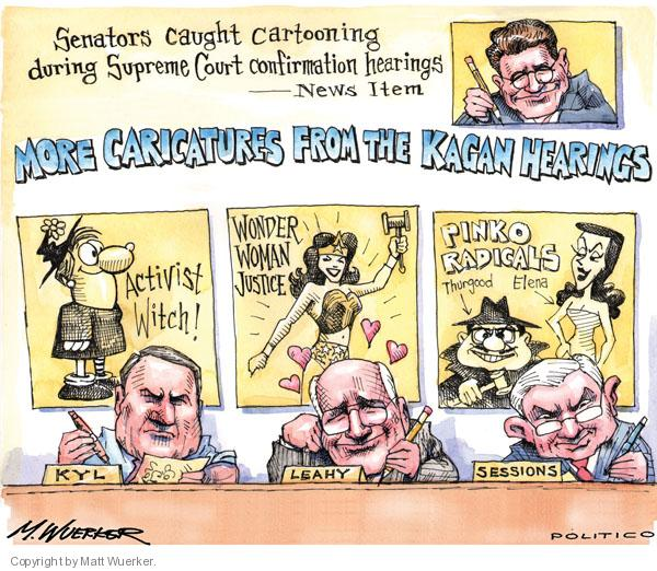 Matt Wuerker  Matt Wuerker's Editorial Cartoons 2010-07-01 news