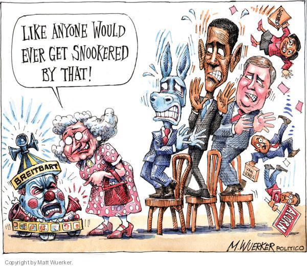 Matt Wuerker  Matt Wuerker's Editorial Cartoons 2010-07-26 racism