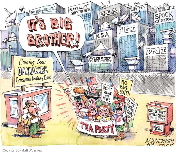 Cartoonist Matt Wuerker  Matt Wuerker's Editorial Cartoons 2010-07-27 civil liberty