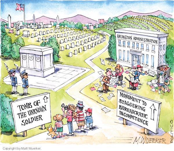 Matt Wuerker  Matt Wuerker's Editorial Cartoons 2010-08-04 incompetence