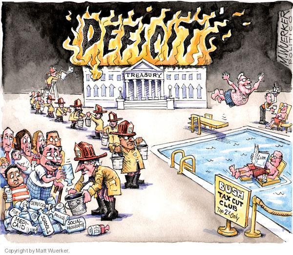 Cartoonist Matt Wuerker  Matt Wuerker's Editorial Cartoons 2010-08-05 flame