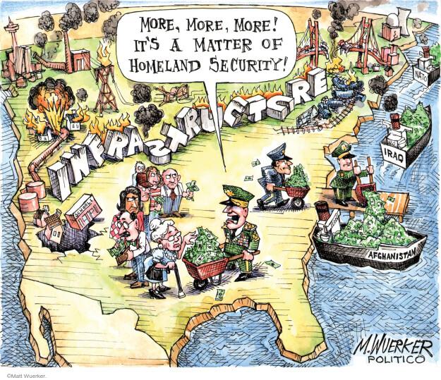 Matt Wuerker  Matt Wuerker's Editorial Cartoons 2010-09-27 infrastructure