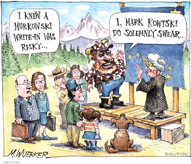 Cartoonist Matt Wuerker  Matt Wuerker's Editorial Cartoons 2010-09-28 senatorial