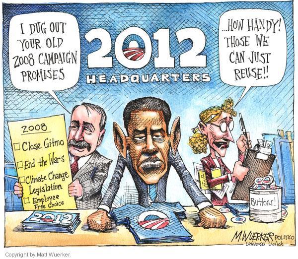 Cartoonist Matt Wuerker  Matt Wuerker's Editorial Cartoons 2011-04-07 president
