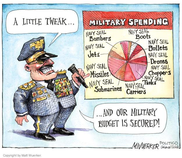 Matt Wuerker  Matt Wuerker's Editorial Cartoons 2011-05-10 federal budget