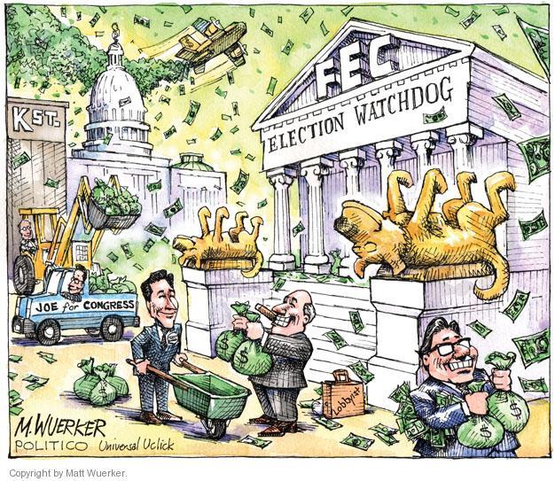 Cartoonist Matt Wuerker  Matt Wuerker's Editorial Cartoons 2011-05-11 federal